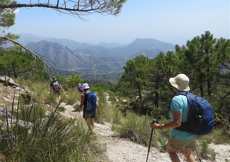 Guided walking holidays in Spain with Spanish Steps