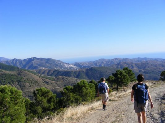 Self guided walking holidays Spain